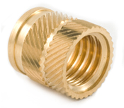 Unheaded Heatfit Insert | Brass Threaded Inserts